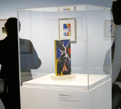 Mit der Maßfertigung von Kunststoffhauben zum Schutz von Kunstwerken deckt Plastrance den Bedarf von Museen.