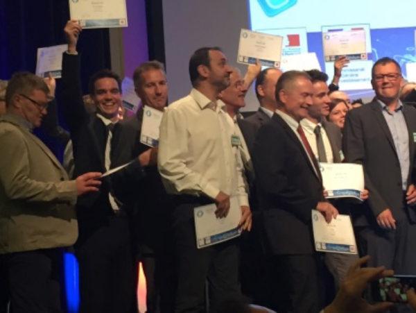 """Dank des Thermodrap-Projekts wurde Plastrance zum Preisträger beim Zukunftsinvestitionsprogramm des Clusters Pôle Véhicule du Futur (""""Fahrzeug der Zukunft"""")"""
