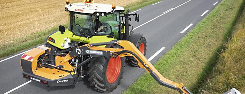 Mit Cleargard stellt Plastrance eine Polycarbonat- Sicherheitsscheibe her, die für die Fahrerkabinen von Traktoren, Land-, Bau- und Forstmaschinen ideal ist.