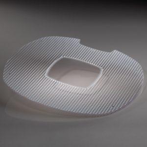 Polycarbonat-Leuchte für den Medizinbereich